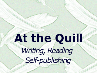 My blog mostly about writing, reading and self-publishing