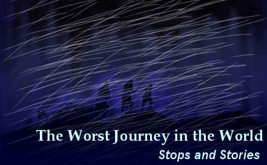 Worst Journey card